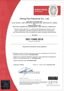 ISO 13485: 2015